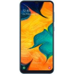 """Смартфон Samsung GalaxyA30 32GB SM-A305FN/DS Blue 2sim/6.4""""/2340*1080/8х1.8ГГц/3Gb/32Gb/mSD/16Мп/Bt"""