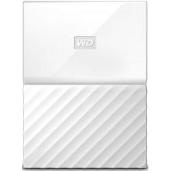 """Внешний жесткий диск WD WDBLHR0020BWT-EEUE белый My Passport (USB3.0,2.5"""",2TB)"""