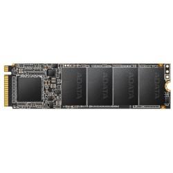 SSD-накопитель M.2 256Гб A-Data [ASX6000PNP-256GT-C] (Realtek RTS5763DL,TLC 3D NAND,NVMe,2100/1200 Мб/с)