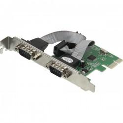 Контроллер PCI-E=>Comx2 WCH382 (ASIA PCIE WCH 2S LP)