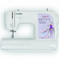 Швейная машина Leader NewArt 50 (электромеханическое управ.,реверс,17 операций,свет)