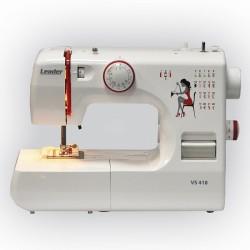 Швейная машина Leader VS 418 (электромеханическое управ.,реверс,21 операция,свет)