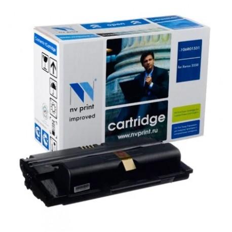 Картридж лазерный NV-Print NV-106R01531 для Xerox WC 3550 черный (11000 стр)