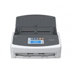 Fujitsu scanner ScanSnap iX1500 (CIS, A4, long document to 863 mm, 600 dpi, 30 ppm/60 ipm, ADF 50 sheets, Duplex, Wi-Fi, Windows+Mac, LCD touch screen, USB 3.1, 1 y warr).(replace PA03656-B301)