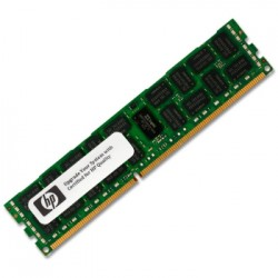 HPE 16GB PC3L-10600 (DDR3-1333 Low Voltage) dual-rank x4 1.35V Registered memory for Gen8, E5-2600v1 series, equal 664692-001, Replacement for 647901-B21, 647653-081