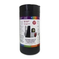 Салфетки чистящие для поверхностей CBR CS 0030-100 100шт