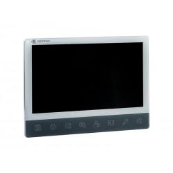 """Видеодомофон Optimus VMH-10 (wg) White/gold 10"""" TFT LCD, 1024x600, до 2х выз. панелей, АС 100-240В, -10°С"""