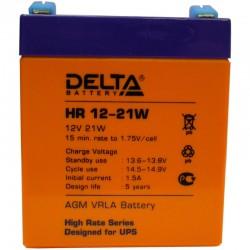 Аккумулятор Delta HR12-5.8 (12V, 5.8Ah)
