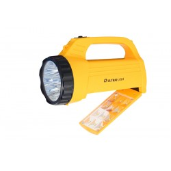 Фонарь ULTRAFLASH LED3819CSM 9LED+12LED