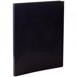 """Папка с боковым прижимом BERLINGO """"Line"""" 14мм. 500мкм. черная (ACn 01401)"""