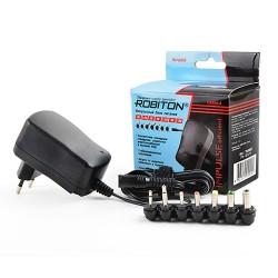 Блок питания Robiton TN1000S/3-12в, 1A, импульсный