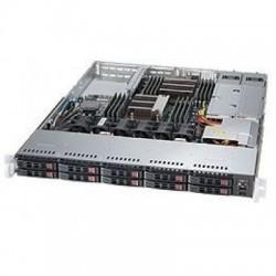Supermicro SuperServer 1U 1028R-WC1R no CPU(2) E5-2600v3/v4 no memory(16)/ on board 3108 RAID 0/1/5/6/10/50/60 no HDD(10)SFF/(Default 8 SAS3, 2 SATA3)/ 2xGE/ 2xFH/ 2x700W Platinum