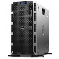 Dell PowerEdge T430 Tower no CPUv4(2)/ no HS/ no memory(8+4)/ no controller/ no HDD(16)SFF/ DVDRW/ iDRAC8 Ent/ 2xGE/ no RPS(2up)/Bezel/3YBWNBD (210-ADLR)