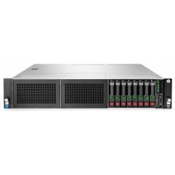 Proliant DL180 Gen9 E5-2623v4 Hot Plug Rack(2U)/Xeon4C 2.6GHz(10Mb)/1x16GbR1D_2400/P840FBWC(4GB/RAID0/1/10/5/50)/noHDD(12)LFF/notavail.DVD/4HPFans(up5)/iLOstd(w/o port)/2x1GbEth/EasyRK/1x900W(2up),778