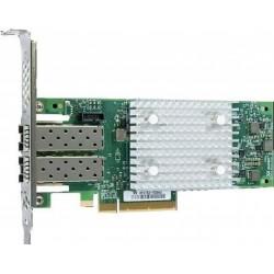 DELL Controller HBA FC QLogic 2692 Dual Port, 16Gb Fibre Channel, Full Height (analog 403-BBMU, 403-BBMQ, 406-BBBB, 406-10741, 6J0DD, YH1DK)