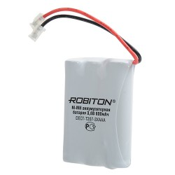 Батарея аккумуляторная ROBITON DECT-T207-3XAAA 600mAh