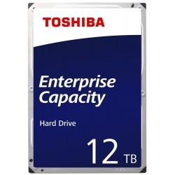 "Жесткий диск Toshiba Enterprise HDD 3.5"" SAS 12ТB, 7200rpm, 256MB buffer (MG07SCA12TE)"