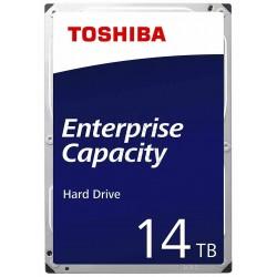 "Жесткий диск Toshiba Enterprise HDD 3.5"" SAS 14ТB, 7200rpm, 256MB buffer (MG07SCA14TE)"