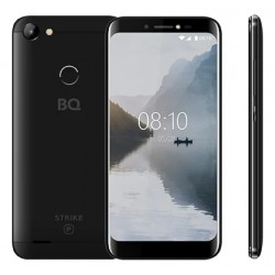 "Смартфон BQ BQ-5514G Strike Power Black 2sim/5.45""/1440*720/4*1.3ГГц/1Gb/8Gb/mSD/8Мп/Bt/WiFi/GPS/"