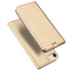Чехол-книжка для iPhone 5/5s/SE Dux Ducis Skin Series Golden