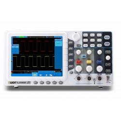 """Осциллограф Owon SDS5032E, 2-к, 30МГц, 250МВ/с, 10К, 7.9"""" 800*600, USB, LAN"""