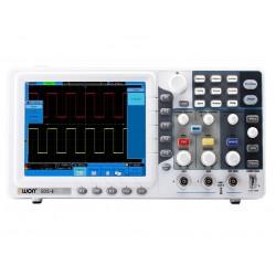 """Осциллограф Owon SDS6062E, 2-к, 60МГц, 500МВ/с, 100К, 7.9"""" 800*600, USB, LAN"""
