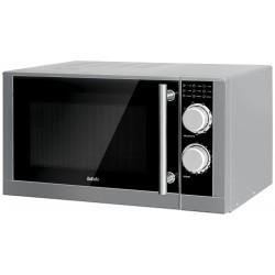 Микроволновая печь BBK 23MWG-923M/BX Silver/Black (900Вт,23л,электр-е упр.,гриль)