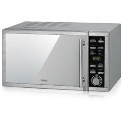Микроволновая печь BBK 25MWC-990T/S-M Silver (900Вт,25л,электр-е упр.)