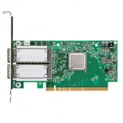 Mellanox ConnectX-5 EN network interface card, 10/25 Gbe dual-port, SFP28,  PCIe3.0 x8, tall bracket, ROHS R6