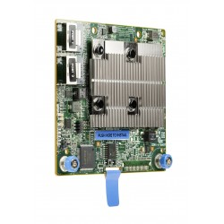 HPE Smart Array E208i-a SR Gen10 LH/No Cache/12G/2 int. mini-SAS/AROC/RAID 0,1,5,10
