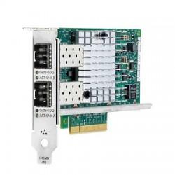 HPE Ethernet Adapter, 560SFP+, 2x10Gb, PCIe(2.0), Intel, for DL165/580/585/980G7 & Gen8/Gen9-servers