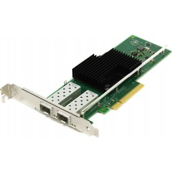 Intel Ethernet Server Adapter X710-DA2 10Gb Dual Port, SFP+, transivers no included (bulk)