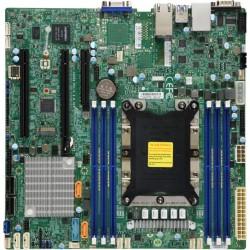 Supermicro Motherboard 1xCPU X11SPM-F Xeon Scalable TDP 165W/ 6xDIMM/ 12xSATA/ C621 RAID 0/1/5/10/ 2xGE/ 2xPCIex16, 1xPCIex8/ M.2(microATX)