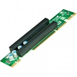 Supermicro RSC-R1UW-2E16 1U LHS WIO Riser card with two PCI-E x16 slots