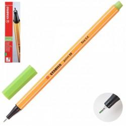 Ручка капиллярная STABILO цвет листвы 88/43 0,4мм