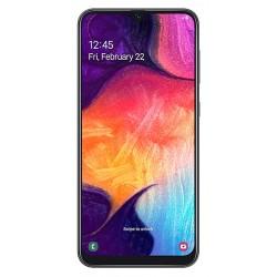 """Смартфон Samsung GalaxyA50 64GB SM-A505FN/DS Black 2sim/6.4""""/2220*1080/8х2.3ГГц/4Gb/64Gb/mSD/25Мп/Bt"""