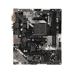 Материнская плата ASRock A320M-DVS R4.0 (SocketAM4,AMD A320,mATX,2DDR4,1PCI-E,Gb,DVI,VGA,PC3200)