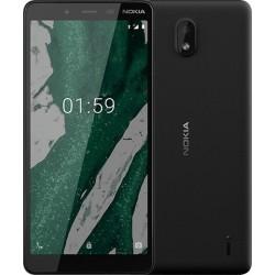 "Смартфон Nokia 1 Plus 8GB Black 2sim/5.45""/480*960/4*1.5ГГц/1Gb/8Gb/mSD/8Мп/Bt/WiFi/GPS/And9/2500мАч"