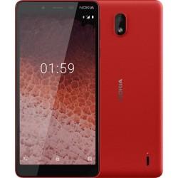 "Смартфон Nokia 1 Plus 8GB Red 2sim/5.45""/480*960/4*1.5ГГц/1Gb/8Gb/mSD/8Мп/Bt/WiFi/GPS/And9/2500мАч"