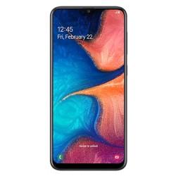 """Смартфон Samsung GalaxyA20 32GB SM-A205F Black 2sim/6.4""""/1560*720/8х1.6ГГц/3Gb/32Gb/mSD/16Мп/Bt"""