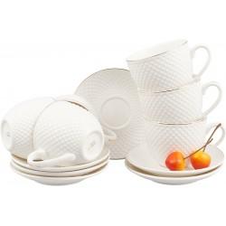 Набор чайный Bekker ВК-6834 12пр,фарфор,подарочная упаковка