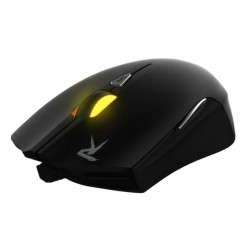Игровая мышь USB Gamdias Ourea FPS (GMS5501) оптическая, 4000dpi, 6пр.кн., подсветка, кабель 2м, Black