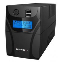 ИБП Ippon Back Power Pro II Euro 650 360Вт 650ВА черный