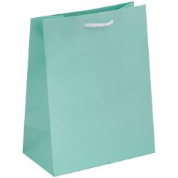 """Пакет подарочный 33*26,5* 12,7см, ArtSpace """"Мятная пастель"""" YSl 21360"""