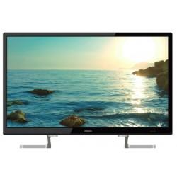 """Телевизор Polar P24L24T2C (24""""/1366x768/HDMI,USB/DVB-T2,T,C/-/-/-/ Черный HD Ready MediaPlayer)"""