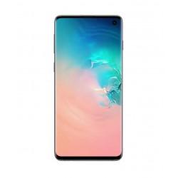 "Смартфон Samsung GalaxyS10 G973F 8/128GB Перламутр 2sim/6.1""/3040*1440/8*2.7ГГц/8Gb/128Gb/mSD/16+12+12Мп"