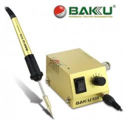 Паяльная станция BAKU BK-938, паяльник 50..450°С, 18вт