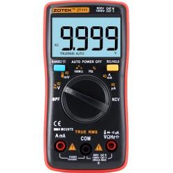 Мультиметр ZOTEK ZT-111 /True RMS, 9999 отсчетов