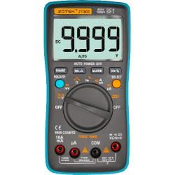 Мультиметр ZOTEK ZT-302 /True RMS, 9999 отсчетов