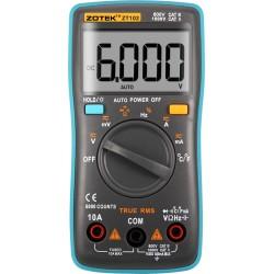 Мультиметр ZOTEK ZT-102